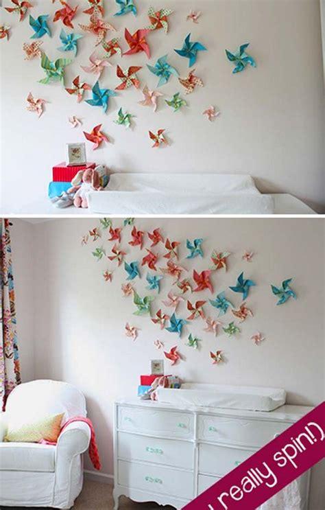 cute diy wall art projects  kids room