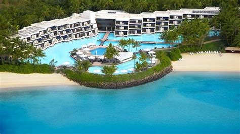 Hayman Island Resort In Hayman Island