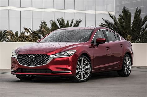 mazda signature  turbo  drive review