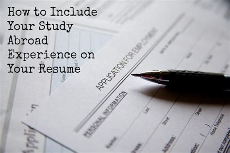 Study Abroad Resume Skills by Best 20 Study On Ideas On The Study School
