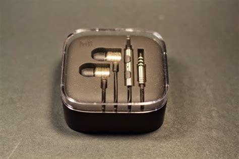 mi  ear headphones rose gold bass boost tahap leleh