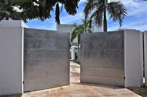 contemporary house gates house plans and design modern house gate design