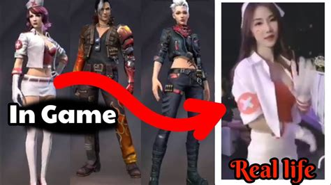 Free fire real in life india | free fire characters in real life in india #freefirereallife #freefirerealcharacter #freefireindia copyright. Free Fire All Characters In Real Life 2020 || free fire ...
