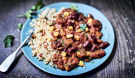 plat cuisiné picard chili et riz surgelés les plats cuisinés picard