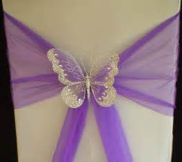 butterfly wedding decorations xl butterfly wedding chair sash decoration top table gold or silver clip on ebay
