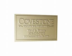 Char davidson print covestone rubber business card for Rubber business cards