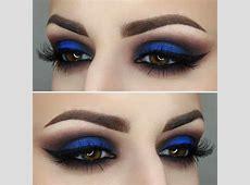 Coleection Para Azul De Die Vestido Un Bilder Maquillaje Rey