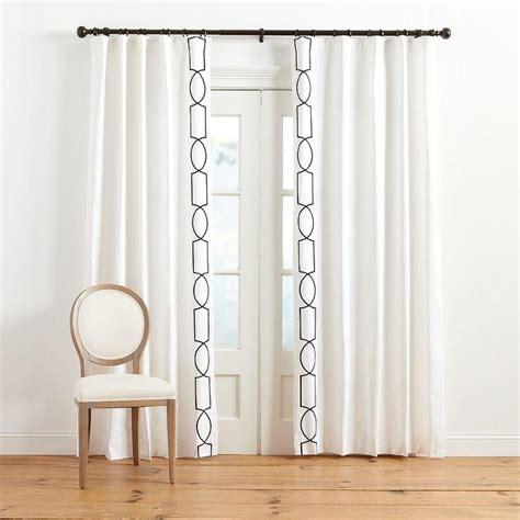 black  white imperial trellis pattern fabric