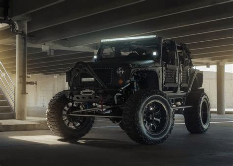 apocalypse jeep zombie jeeps starwood motors custom rides wrangler mad max gear build cool dirty rubicon built proofed vehicle cars