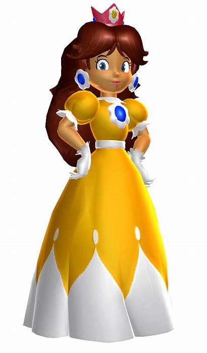 Daisy Princess Mario Fan Peach Nintendo Fanart