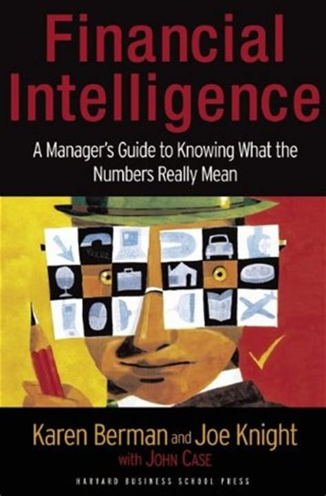 financial intelligence  managers guide  knowing