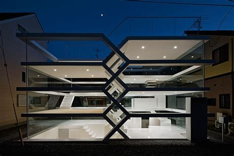 six surprising houses in japan photos architectural digest