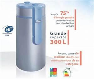 Chauffe Eau Thermodynamique Prix : prix chauffe eau thermodynamique chauffage thermodynamique ~ Melissatoandfro.com Idées de Décoration