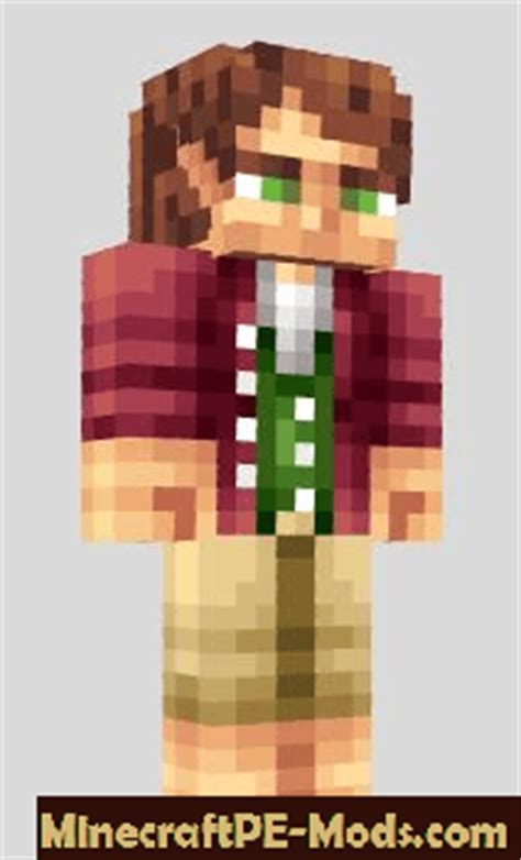 lord   rings skins pack  minecraft pe