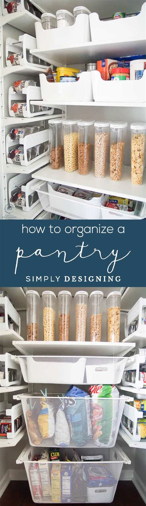 how to organise kitchen storage how to organize a closet the stairs pantry 7293