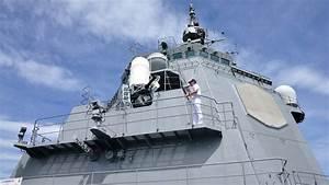 Japan's Kongō-class Aegis missile destroyer Phalanx CIWS ...