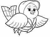 Pigeon Coloring Pages Animal Pretty Sheets sketch template