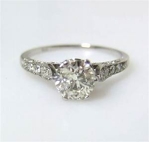 25 best ideas about 1920s engagement ring on pinterest With 1920 wedding rings