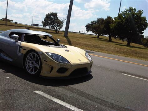 Heavily Damaged And Repaired Koenigsegg Is A Hypercar Rat