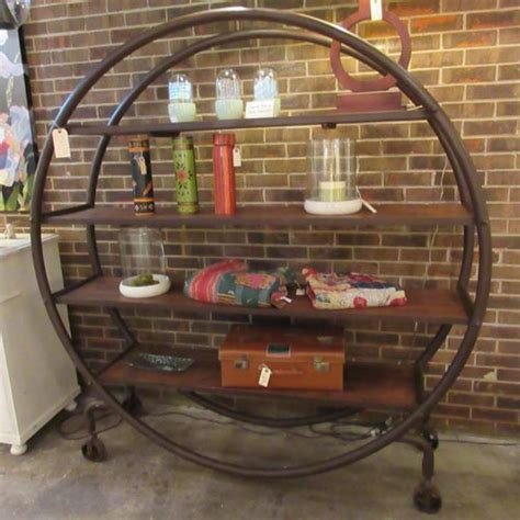 Round Shelving Unit ? Kudzu and Company