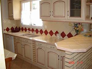 faience cuisine provencale cuisine provencale faience With carrelage mural cuisine provencale