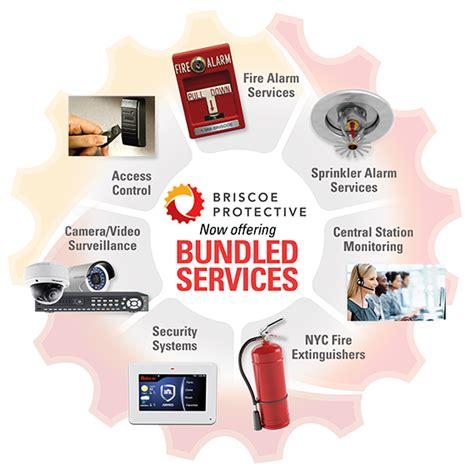 Bundled Services   Briscoe Protective