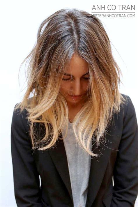 Hair Inspiration by Ombre Cut Paste De Moda
