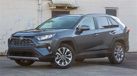 toyota rav limited review hey  youre  rav star