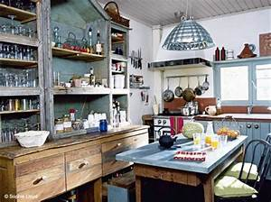 cuisine campagne meuble anc deco pinterest elle With superior meuble cuisine style campagne 0 cuisine campagne chic