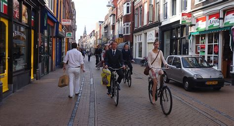 Streetfilms  Groningen, The Netherlands The Bicycling