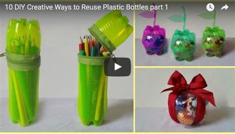 bastelideen mit plastikflaschen 10 tipps was du aus plastikflaschen basteln kannst aus m 252 ll mehrwert machen