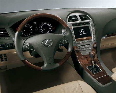 lexus es interior 2010 lexus es 350 interior