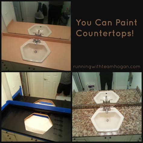 can you paint a sink can you paint bathroom countertops 28 images