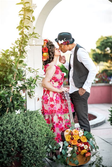 Colorful Frida Kahlo Inspired Wedding Ideas Every Last