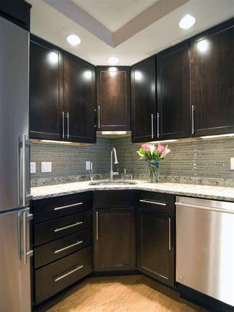 amazing kitchen dark cabinets design ideas decoration