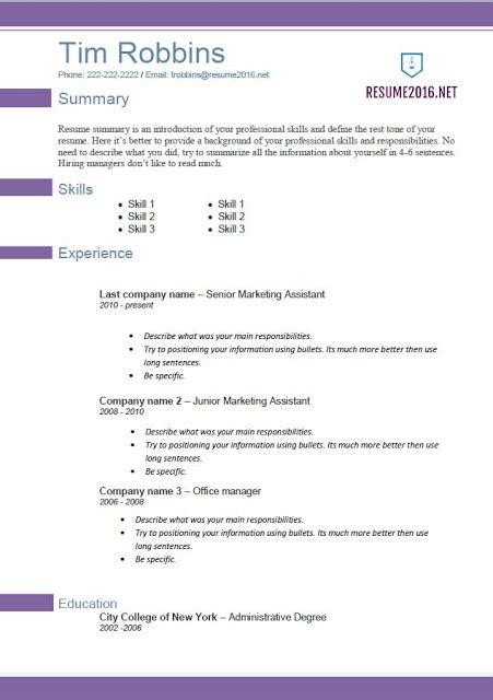 Eye Catching Resume Objective Statements by Sle Resumes 2016 Sle Resumes