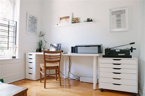 ideas  decorar una casa de alquiler work space