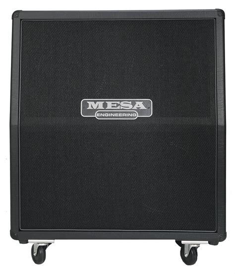 Mesa Boogie Cabinet 4x12 by Mesa Boogie 4x12 Rectifier Slant Standard Cabinet