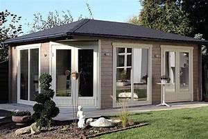 Gartenhaus Farbe Bilder : 5 eck gartenhaus julia eine wohlf hl oase im aufbau ~ Lizthompson.info Haus und Dekorationen