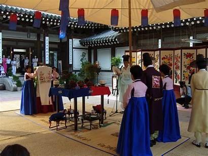 Korean Traditional Korea South North