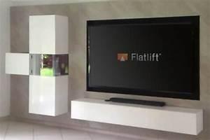 Tv 85 Zoll : superflat swivel tv lift tv lift ~ Watch28wear.com Haus und Dekorationen