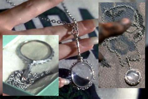 wanted lindas necklace  evil dead