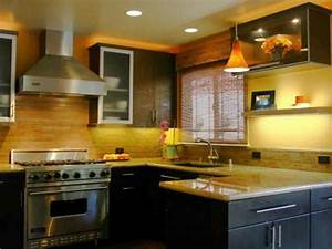 How to design an eco friendly kitchen hgtv for Green kitchen cabinets for eco friendly homeowners