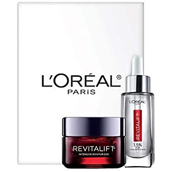 Amazon.com: L'Oreal Paris Skin Care Revitalift Hyaluronic