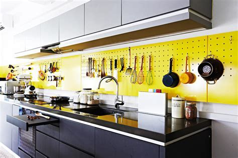 Need some unique ideas for your kitchen backsplash?   Home