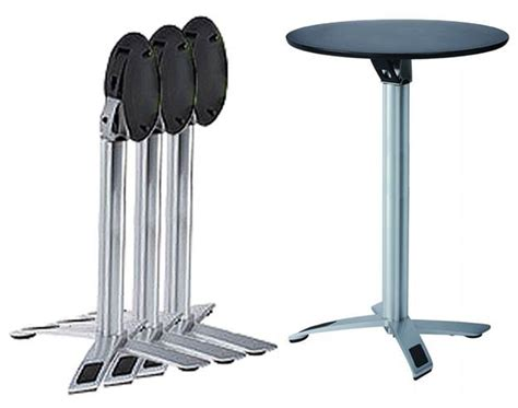 high top folding table tall bar table round barlens