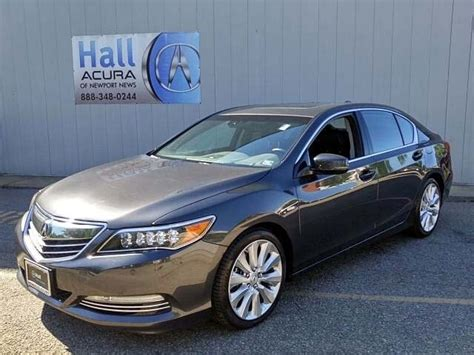 Acura Newport News by New Used Acura Models Acura Dealer Near Me