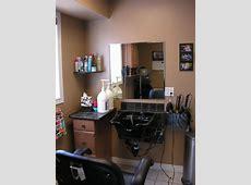 Home Hair Salon After Da Maren Home Renovations