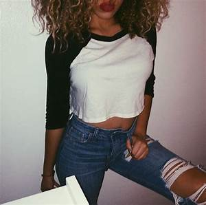 1000+ ideas about Baseball Tee Outfits on Pinterest | Hipster Shirts Baseball Tees and Striped ...