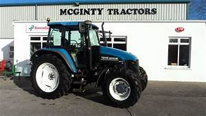 New Holland Ts115 Sle - Old Stock